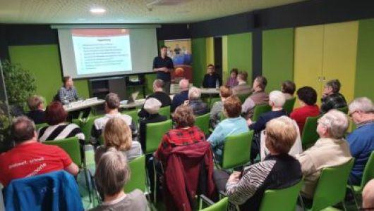 Mitgliederversammlung 2020 beim GRSV Elsteraue e.V.