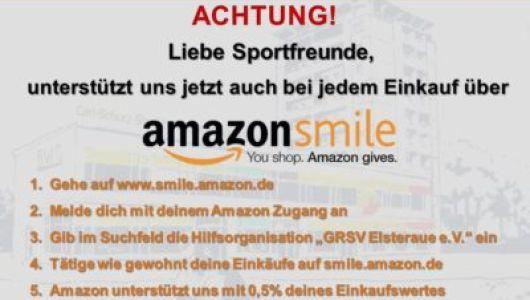 GRSV Elsteraue bei amazon smile